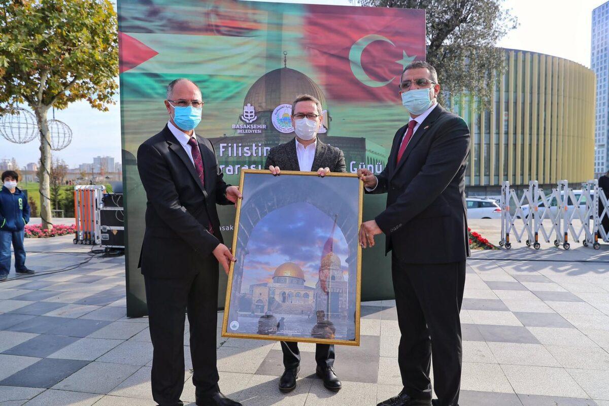 Palestine is a popular cause in Turkey [Hazem Antar]