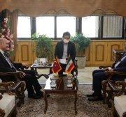 Iranian, Turkish interior ministers meet in Tehran