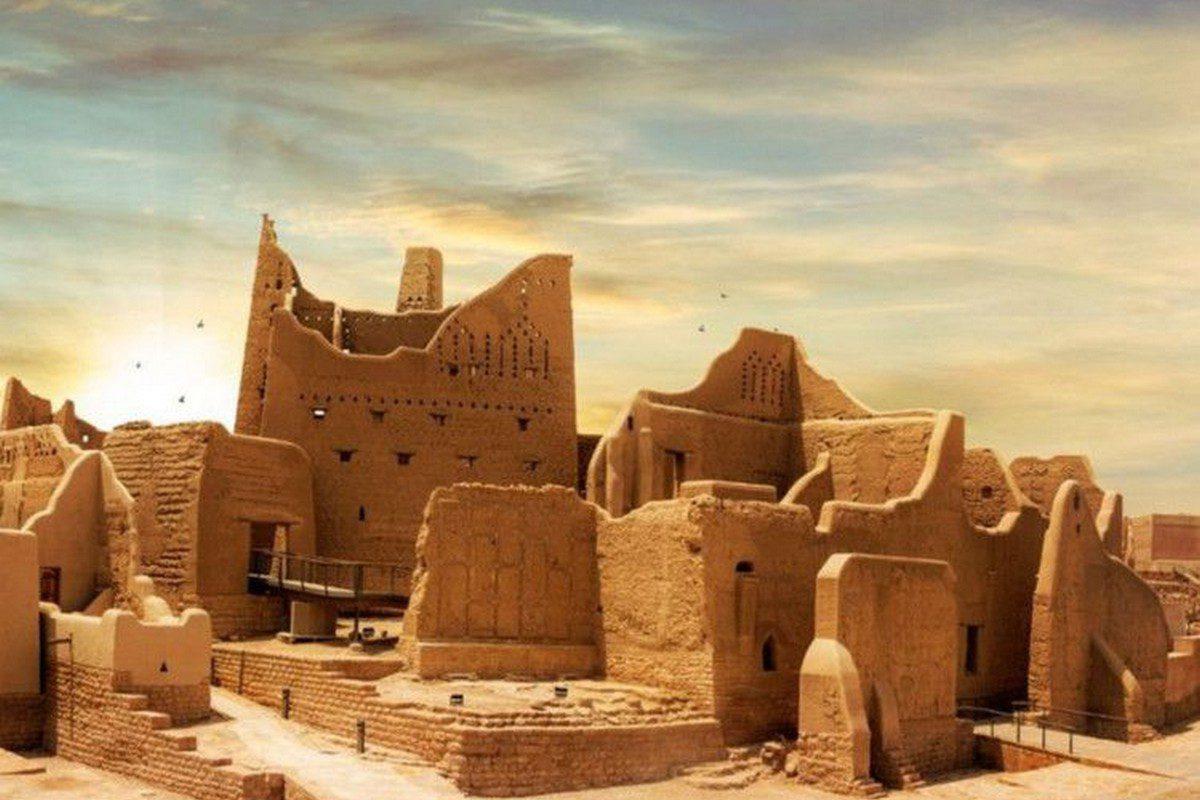 Ad-Diriyah Biennale in Saudi Arabia
