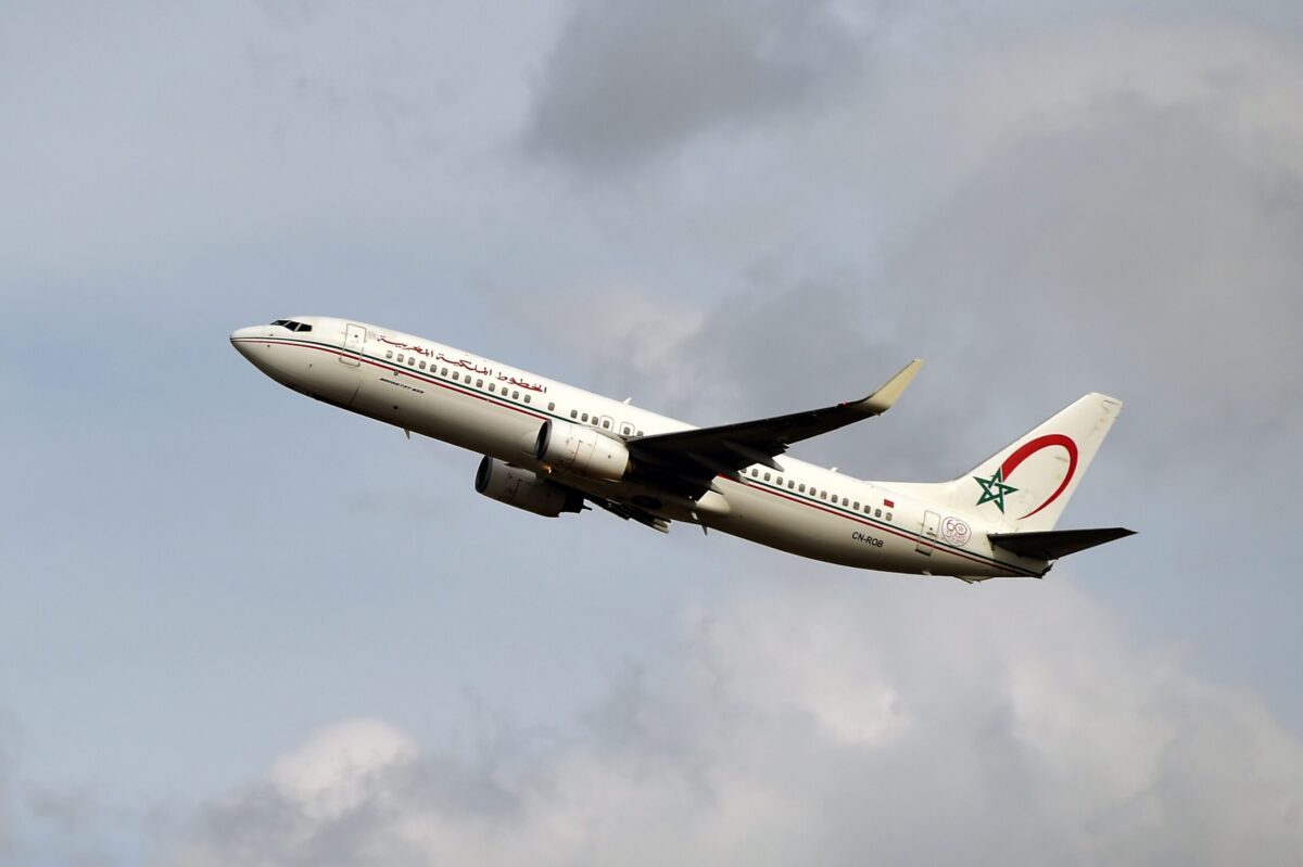 Boeing 737 NG/Max of Morocco company Royal Air Maroc [PASCAL PAVANI/AFP via Getty Images]