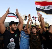 Iraq protesters reject early election results, demand recount
