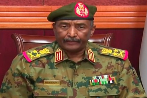 Thumbnail - Sudan army dissolves transitional government, in apparent military coup
