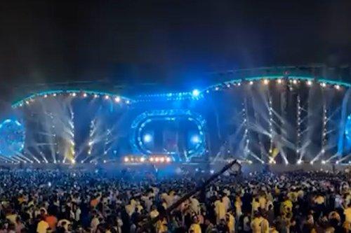 Thumbnail - Saudis party at Riyadh Festival