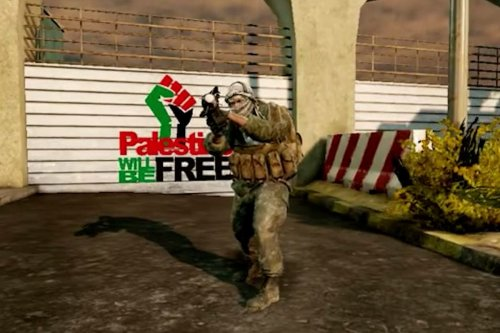 Palestinian's game immortalises father's struggle against the occupation