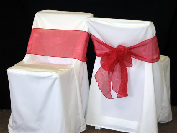chair cover rentals macon ga carlo di carli dining chairs middle georgia tent with red sashes