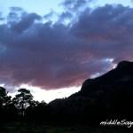 mountains & light