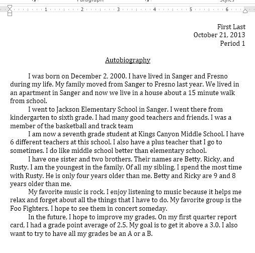 Persepolisthesis Web Fc2 Com: Examples Of Autobiographical Essays