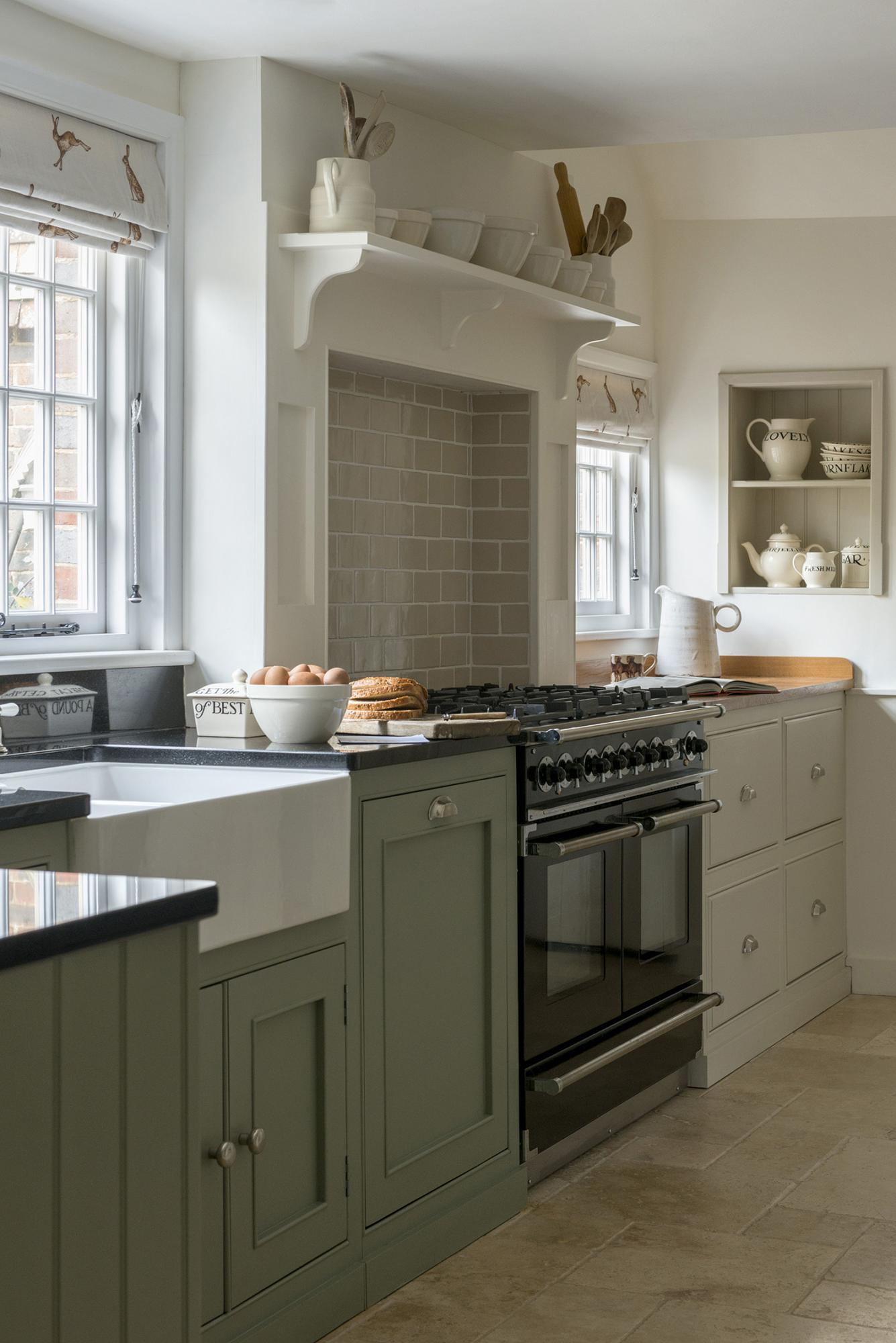 farmhouse kitchen cabinets moen country kitchens design sussex and surrey