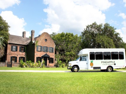 Pineapple Tour Group Now Offering Tours from Downtown to Middleton Place
