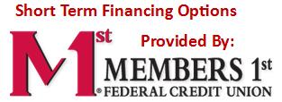 Members 1st Financing