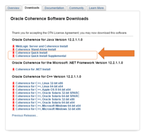 Download coherence 12.2