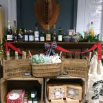 Middlewick Farm Shop seasonal display
