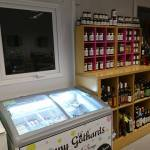 Middlewick Farm Shop jams and preserves