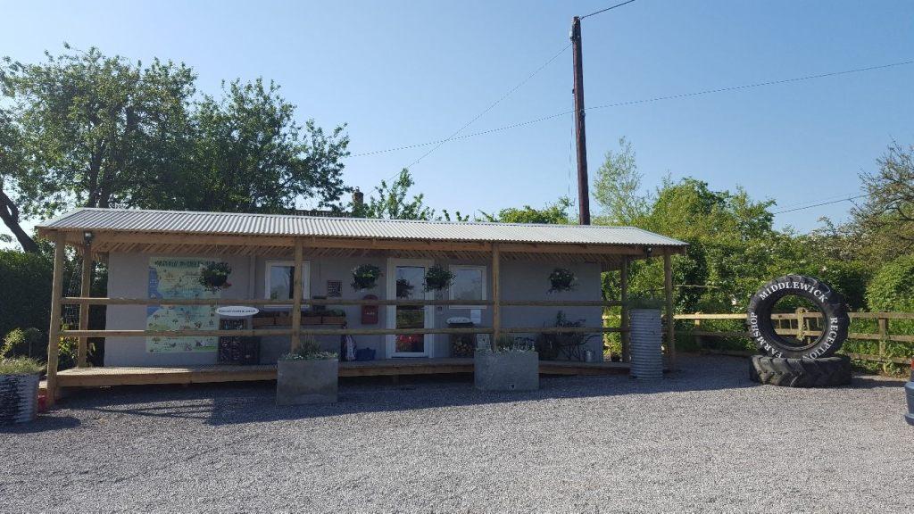 Middlewick Farm Shop Glastonbury