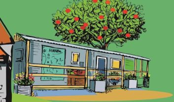 Middlewick Farm Shop, Glastonbury