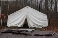 Big Horn Wall Tent & ... Big Horn C&ing/Hunting Tent ...