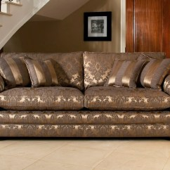 Parker Knoll Canterbury Sofa Bed Big Cushion Leather - Midfurn Furniture Superstore