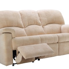 3 Seat Leather Recliner Sofa Covers Sectional Sofas Ashley Furniture G Plan Chloe Seater Midfurn