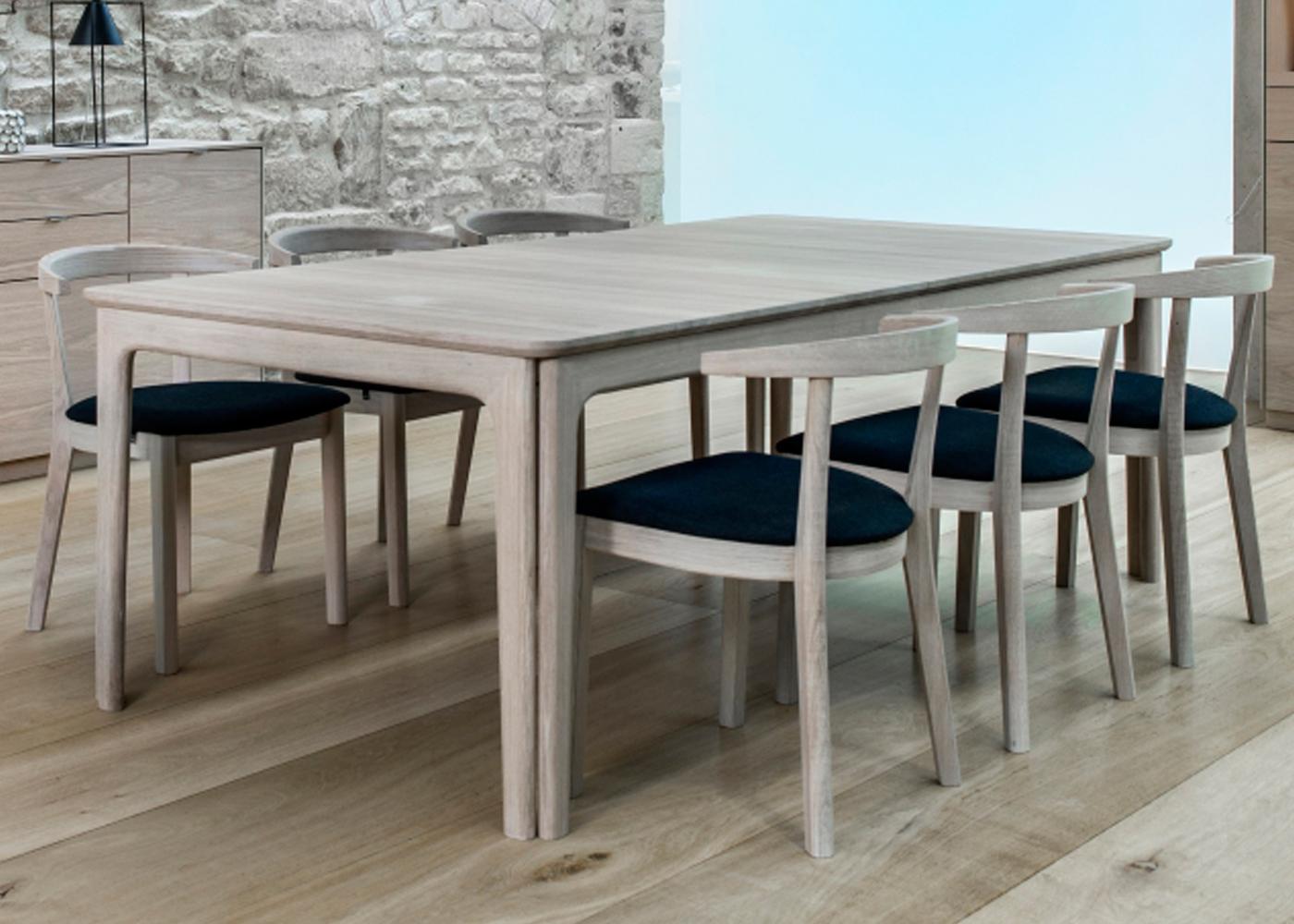 Skovby sm27 Dining Table  Midfurn Furniture Superstore