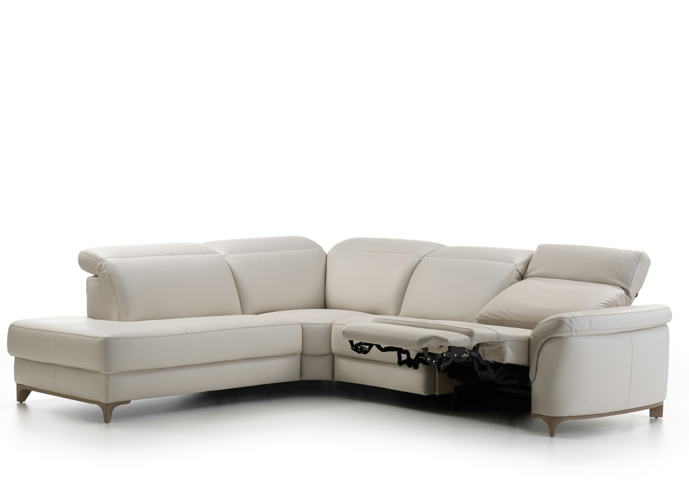 Sectional Sofa 2 Recliners