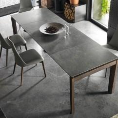 Calligaris Sofas Uk Ski Reclining Fabric Sofa Esteso Table Midfurn Furniture Superstore