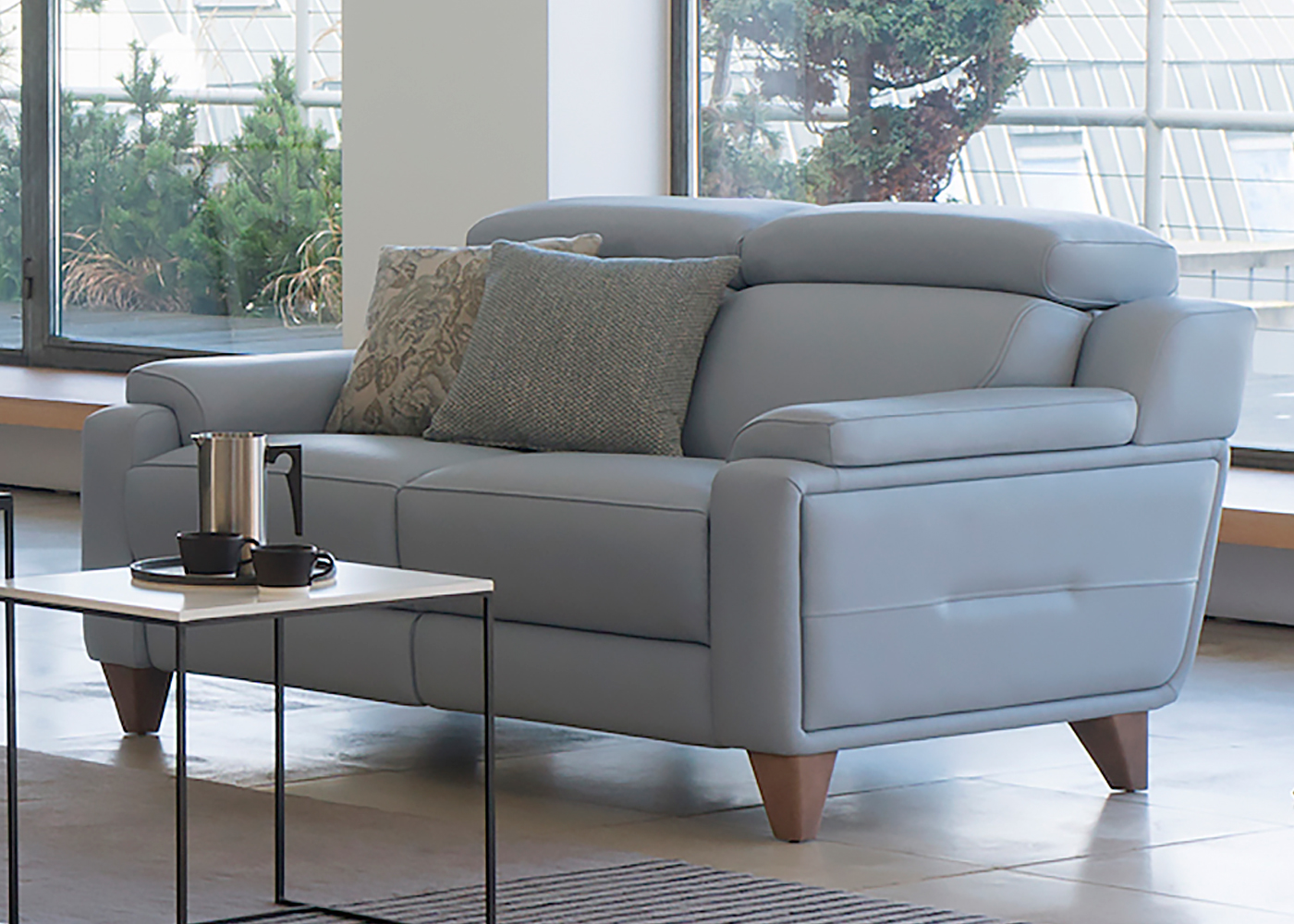 knoll sofas uk air sofa chair online parker evolution 2 seater midfurn furniture