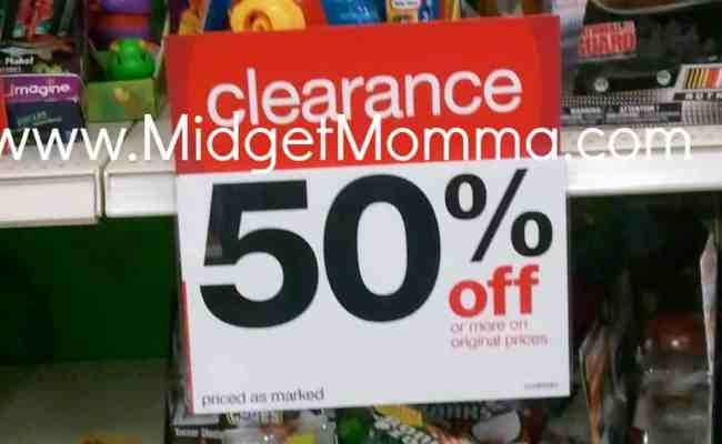 Hot Target Toy Clearance At 70 75 Off Midgetmomma
