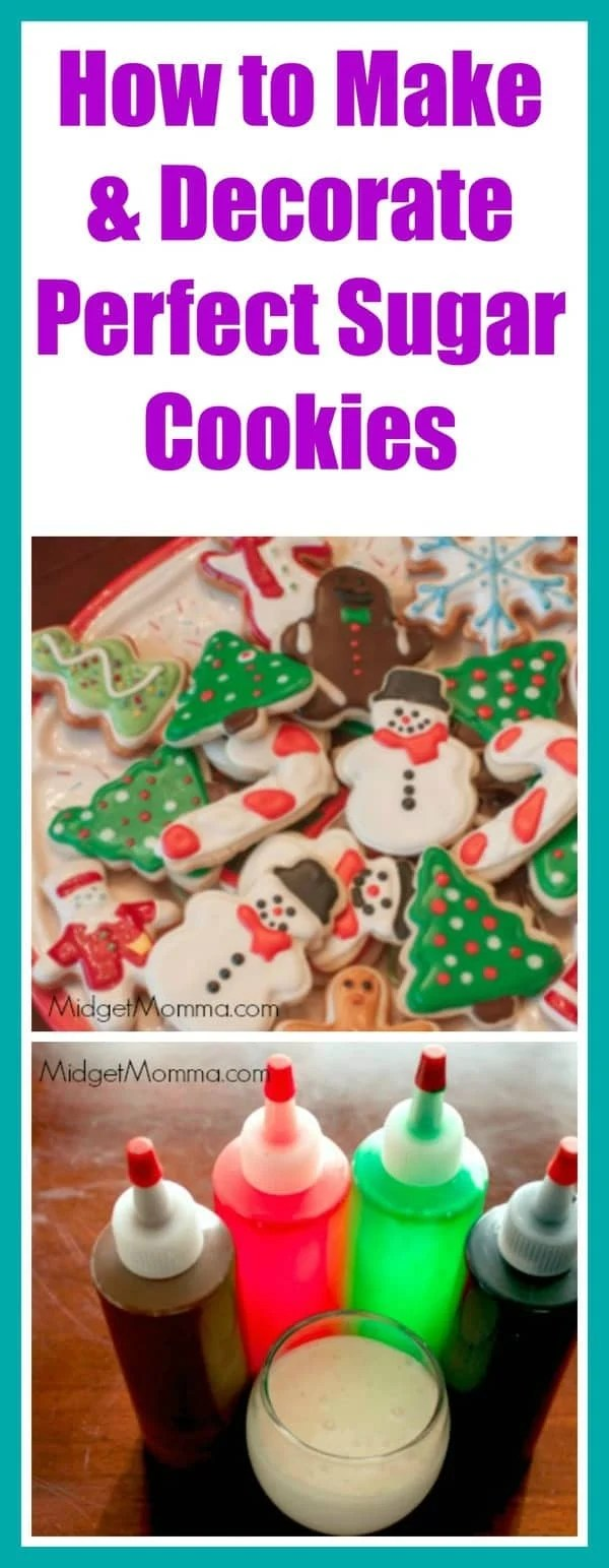 Making & Decorating Perfect Sugar Cookies