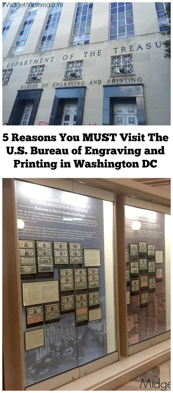 5 Reasons The U S Bureau Of Engraving And Printing Is A