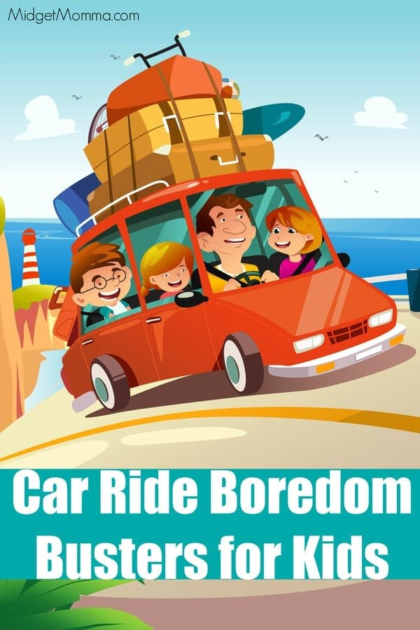 Car Ride Boredom Busters For Kids Midgetmomma