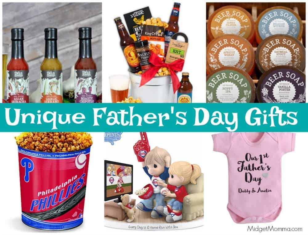 Unique Fathers Day Gifts To Make Dad Feel Special
