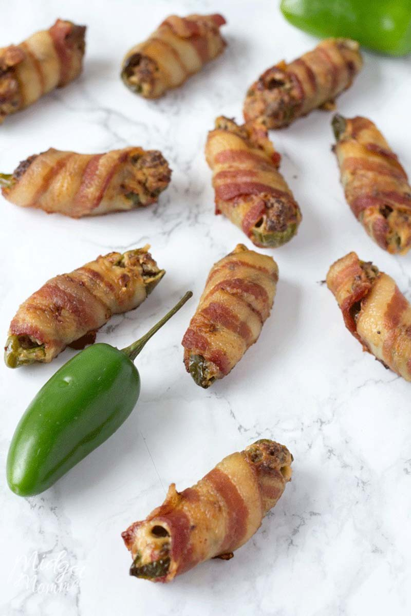 Easy jalapeno poppers recipe