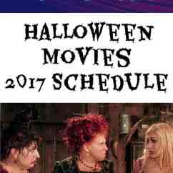 Kitchen On A Budget Bakers Racks For Kitchens Freeform Halloween Movies 2017 Schedule • Midgetmomma