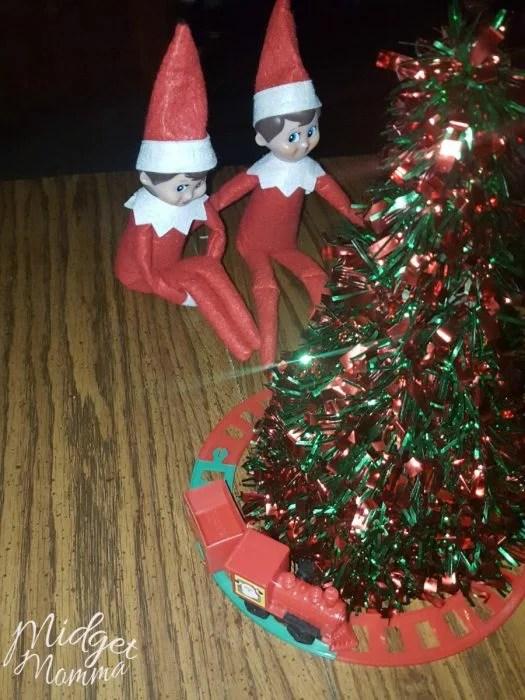 Dollar Store Elf on the Shelf Toys Ideas  MidgetMomma