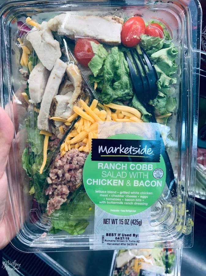 easy ready to eat keto foods at walmart