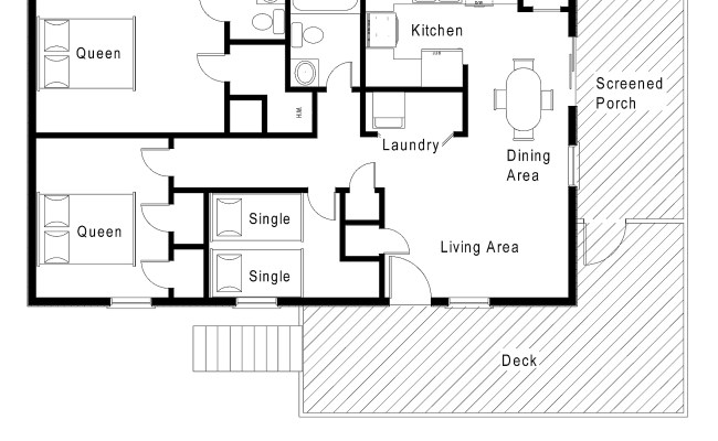Top 19 Photos Ideas For One Story Small House Plans