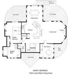 am409 mermaid floor plan level 3 jpg [ 1993 x 2227 Pixel ]