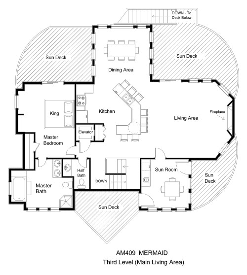 small resolution of am409 mermaid floor plan level 3 jpg