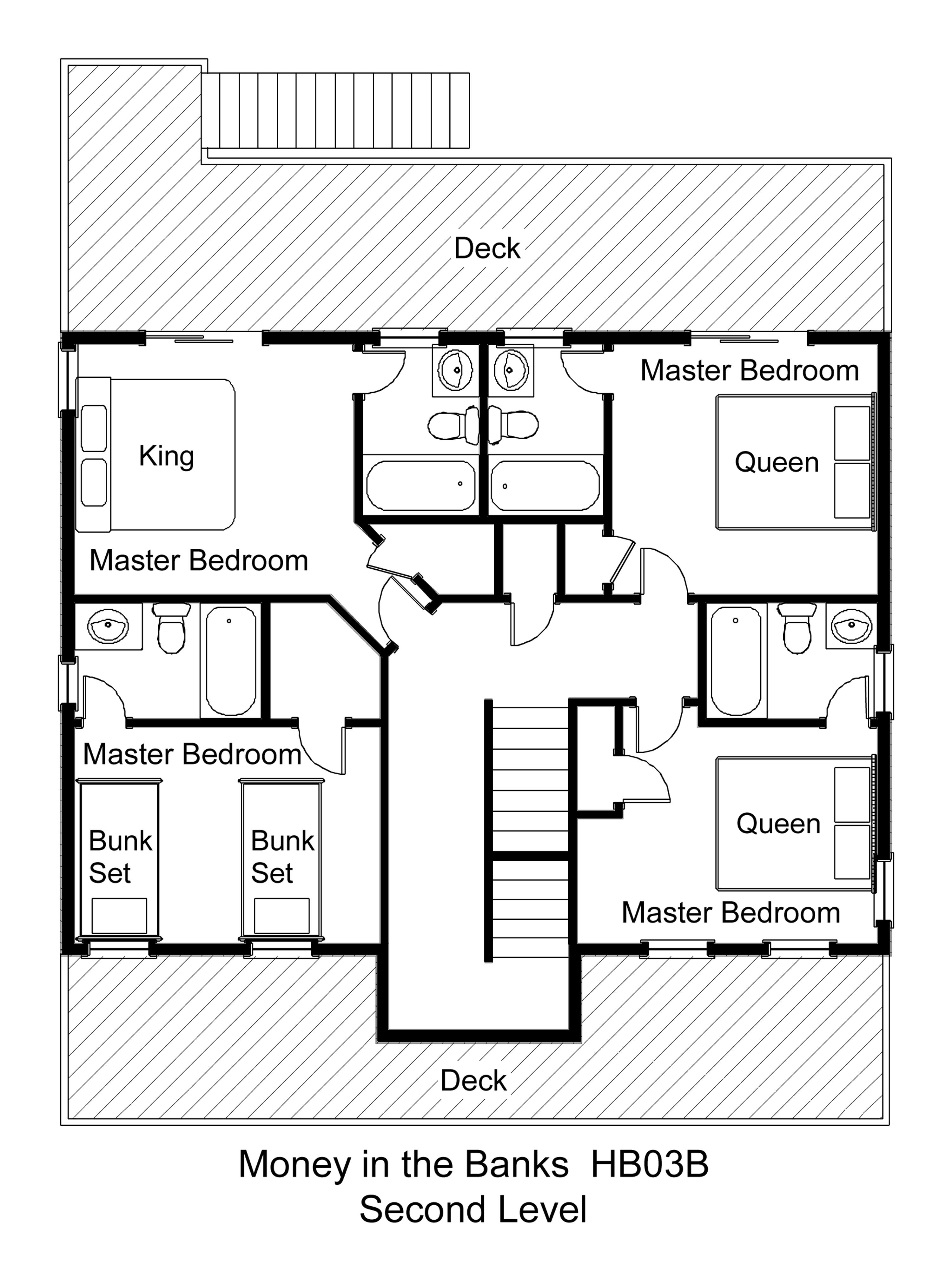 Simple Bank Floor Plan