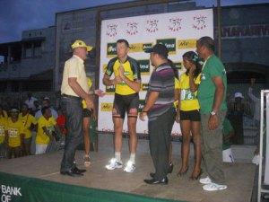 Smet Guy a survolé la première étape de Toamasina. (Photo Clément R.)