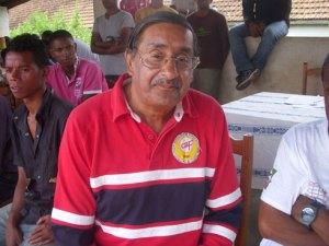 Le président Bassir Karmaly, quitte, à regret,  le club mythique CBF.