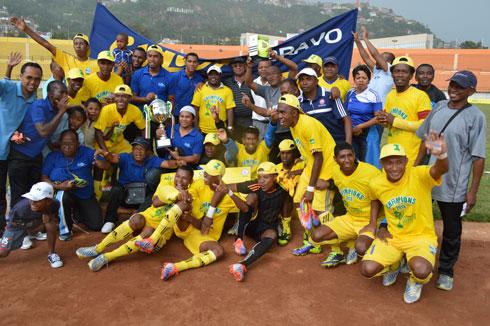 Football : Liga Muculmana, un très sérieux client pour la CNaPS