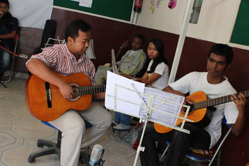 E.G.M : Ouverture d' « Iavo Ambatonakanga », la nouvelle école de Miadantsoa