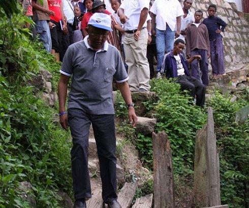 Hery Rajaonarimampianina : Le candidat n°3 comble son retard