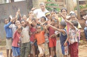Pour le candidat de « Raiso ny Dimy », les enfants seront rois en tant qu'héritiers des changements.