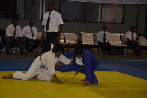 Judo – Sommet National : Saint-Michel mène la course en tête !