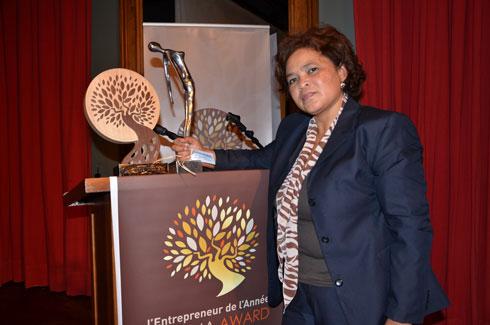 TECOMA Awards 2013 : Bakoly Razakanavalona élue « Manager de l'année »