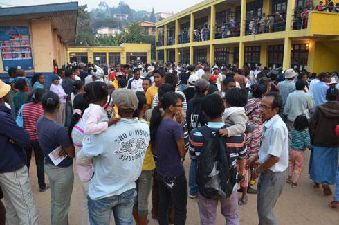 KMF-Cnoe aux candidats : « Veuillez accepter les résultats des élections »