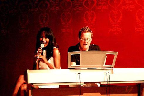 Jazz : Joëlle Claude et Thuryn Michell mettent le cap à Toamasina