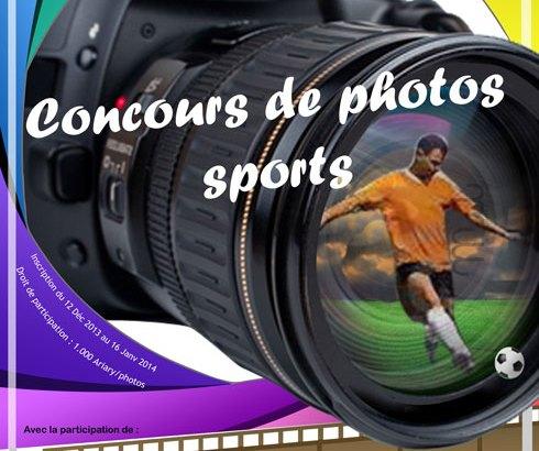 Concours de photographie en Sport : Les inscriptions se poursuivent !